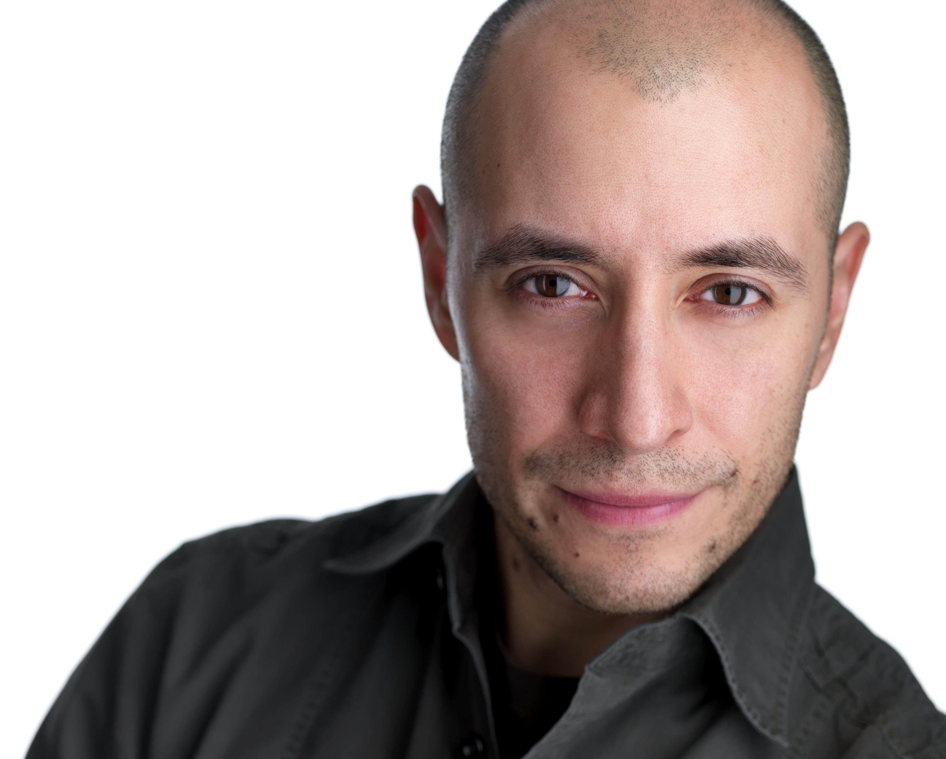 Gerardo Rodriguez Headshot