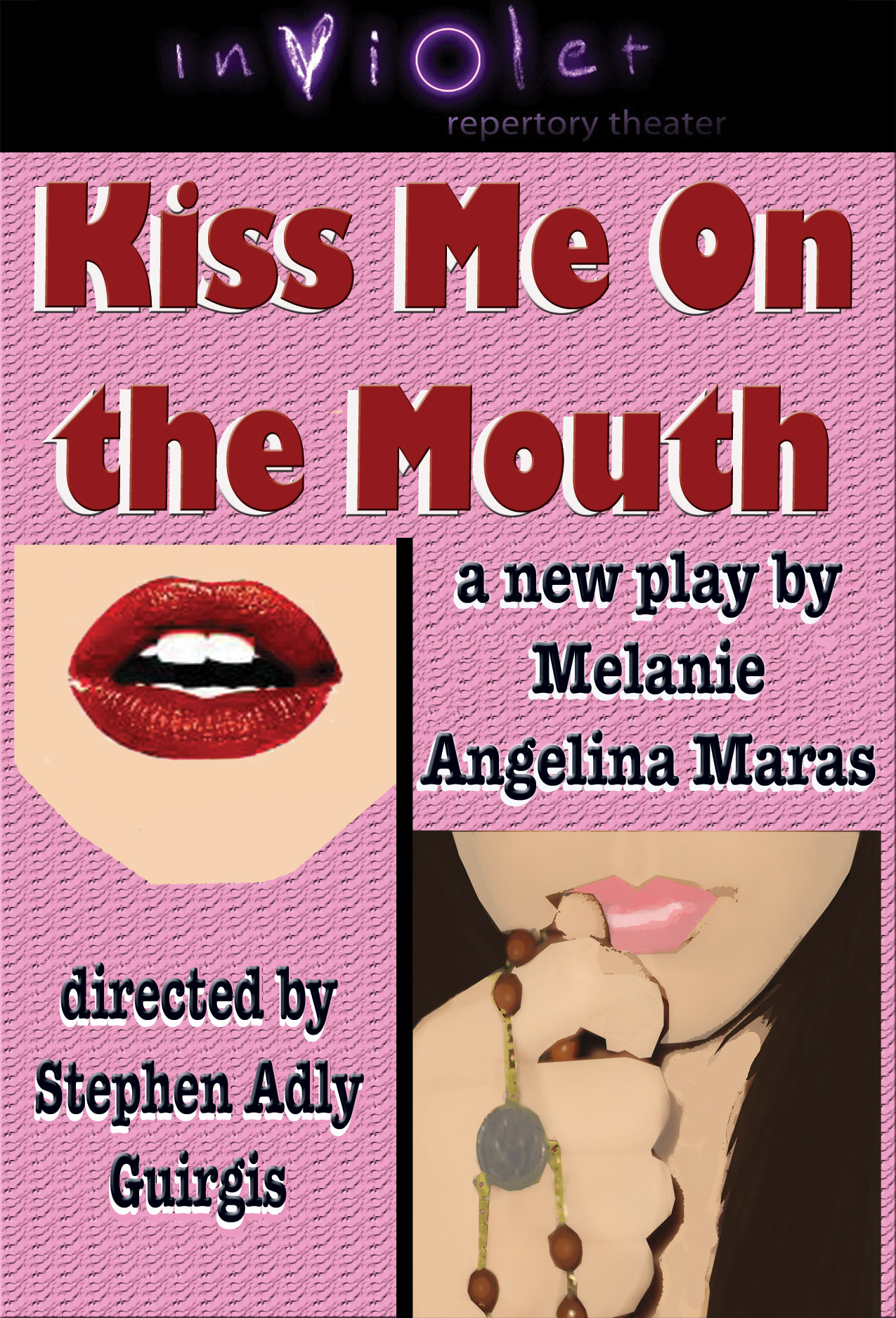 Kiss Me Graphic